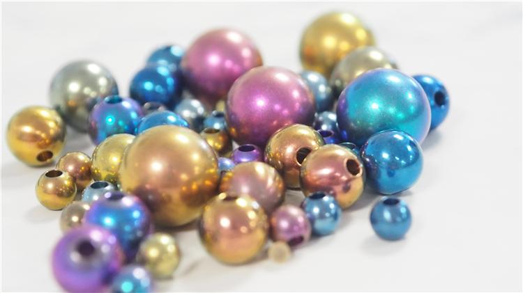 金福钛业 钛珠子 钛珍珠