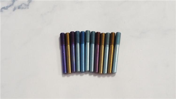 金福钛业 非标定制 钛合金紧定螺丝