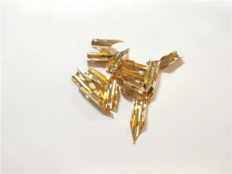 金福钛业 钛合金钢笔 钛合金钢笔头
