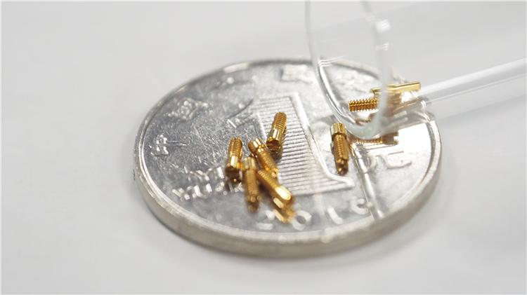 金福钛业 钛合金螺丝 精密小螺丝 钛合金非标定制