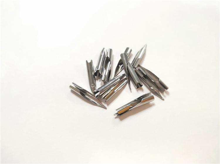 金福钛业 钛合金钢笔头 钛合金定制件