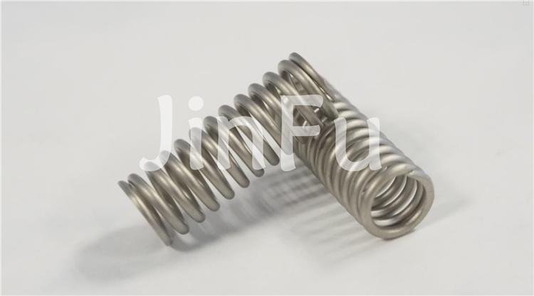 金福钛业 钛弹簧 钛合金弹簧