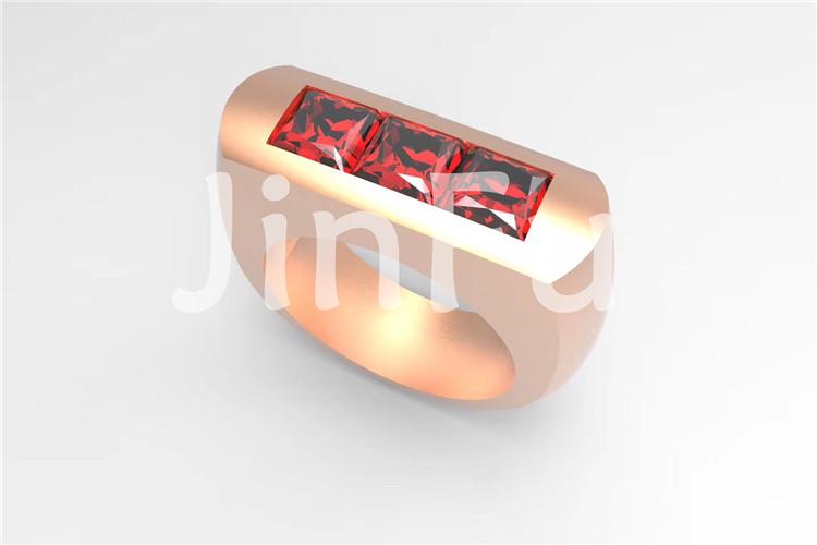 【钛合金螺丝】钛合金戒指